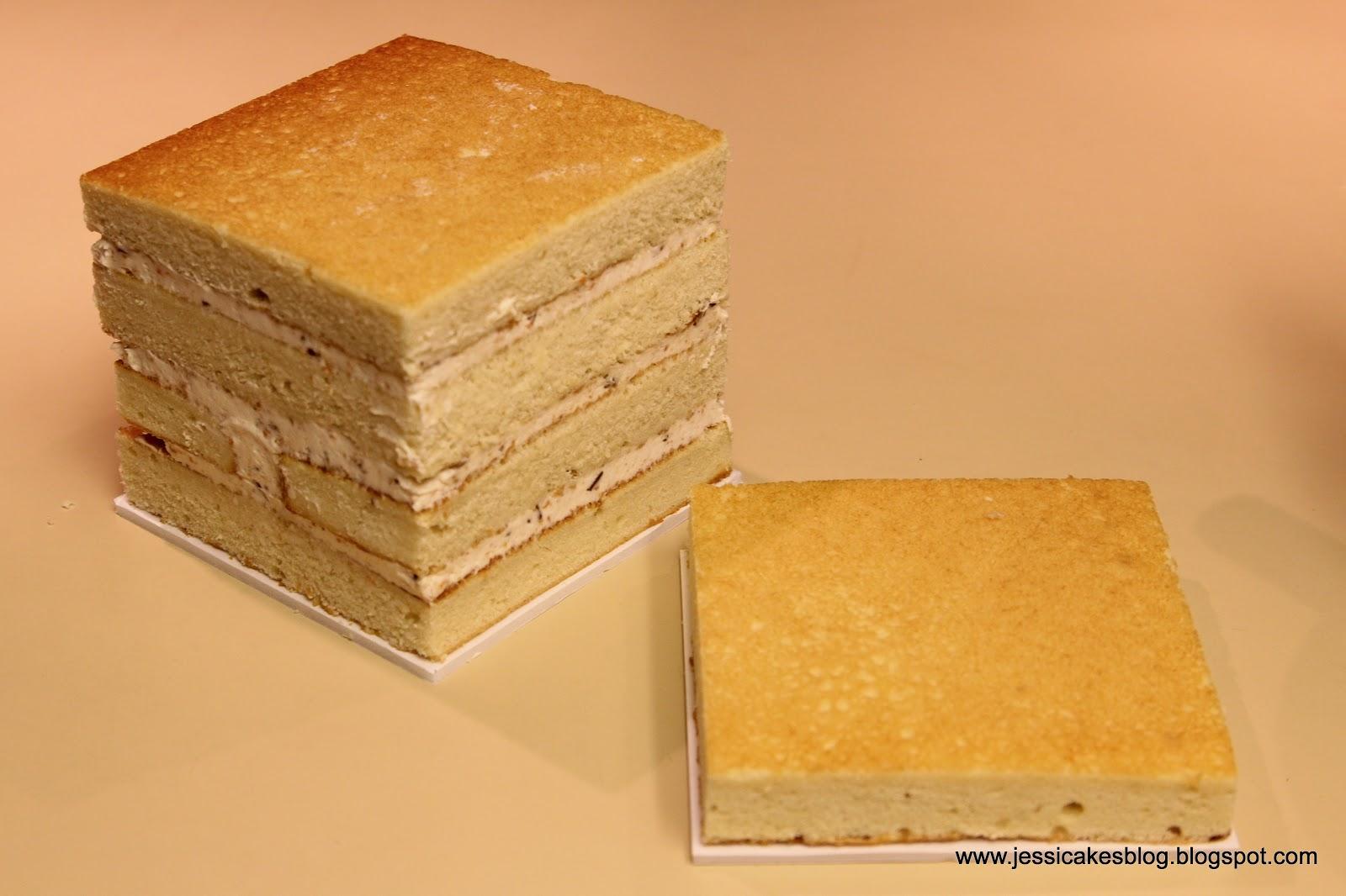 Gift Box Cake Tutorial Jessica Harris Cake Design