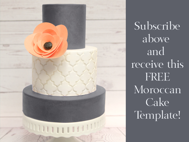 Clean Simple Cake Design With Jessica Harris : Cake Blog - Jessica Harris Cake Design