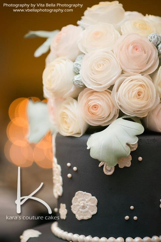 Wafer Paper Roses Jessica Harris Cake Design
