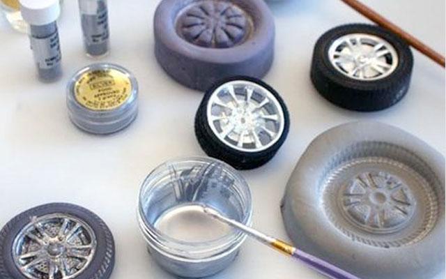 Make your own molds! - Jessica Harris Cake Design